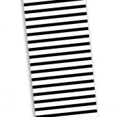 Bloco de Notas Stripes Black